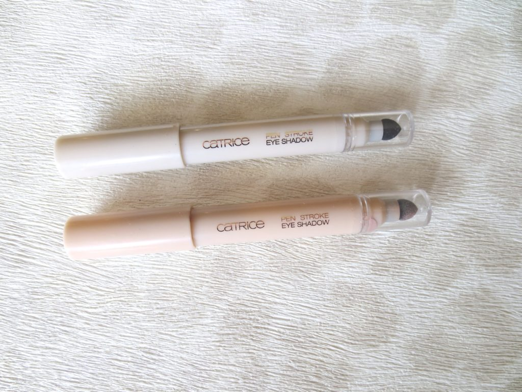 Catrice Sound of Silence pen stroke eye shadow