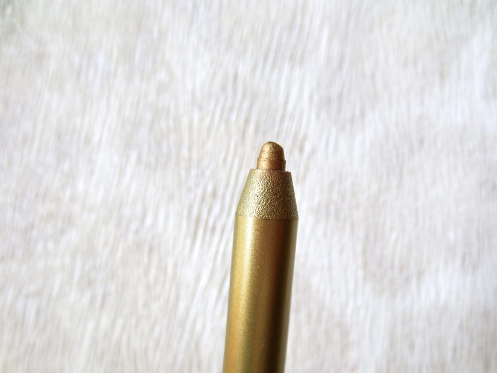 Catrice Sound of Silence gel eye pencil gold