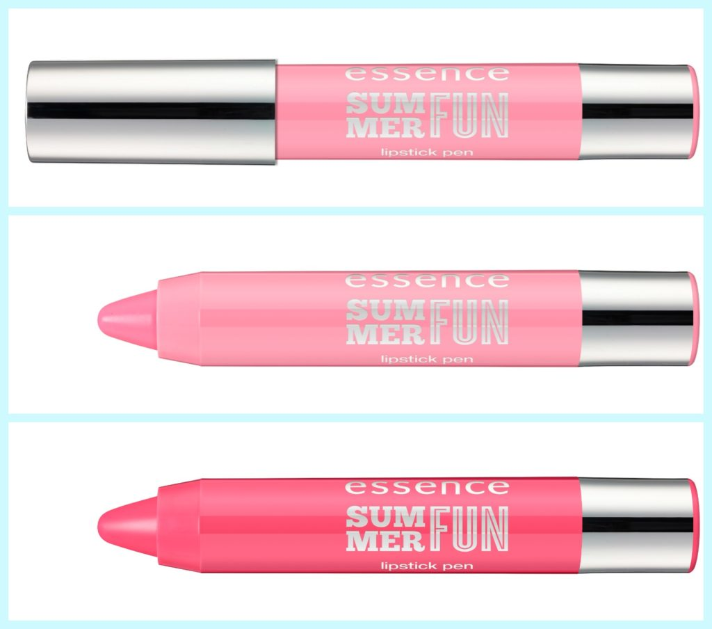 essence summer fun lipstick pen Collage