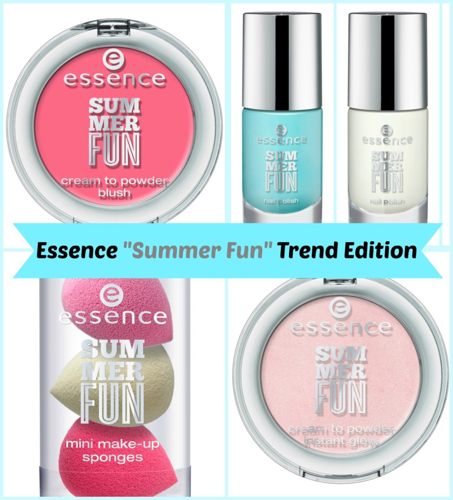 essence summer fun trend edition preview Collage