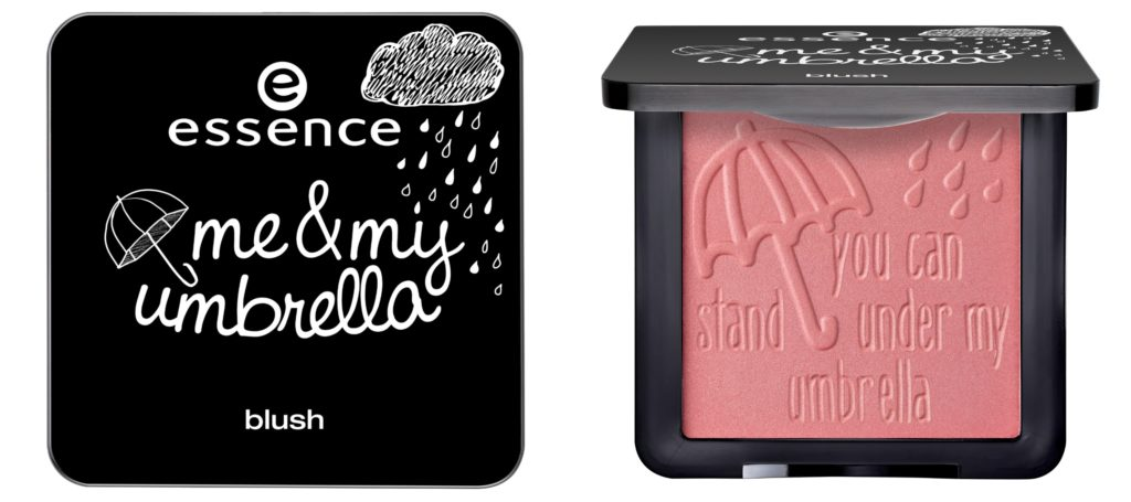 Essence me & my umbrella Blush Collage