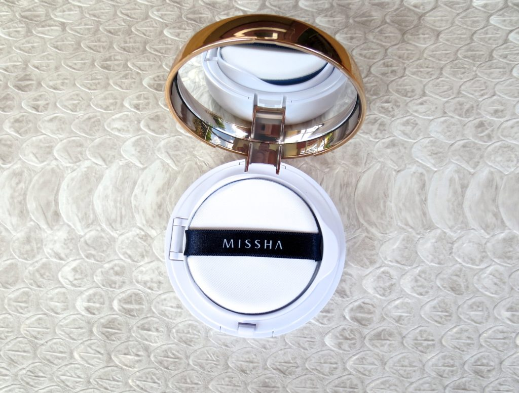 Missha Magic Cushion Moisture 4