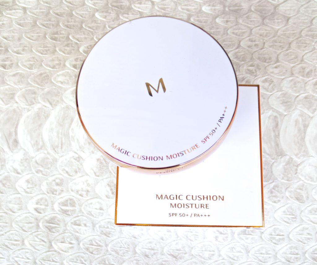 Missha Magic Cushion Moisture 1