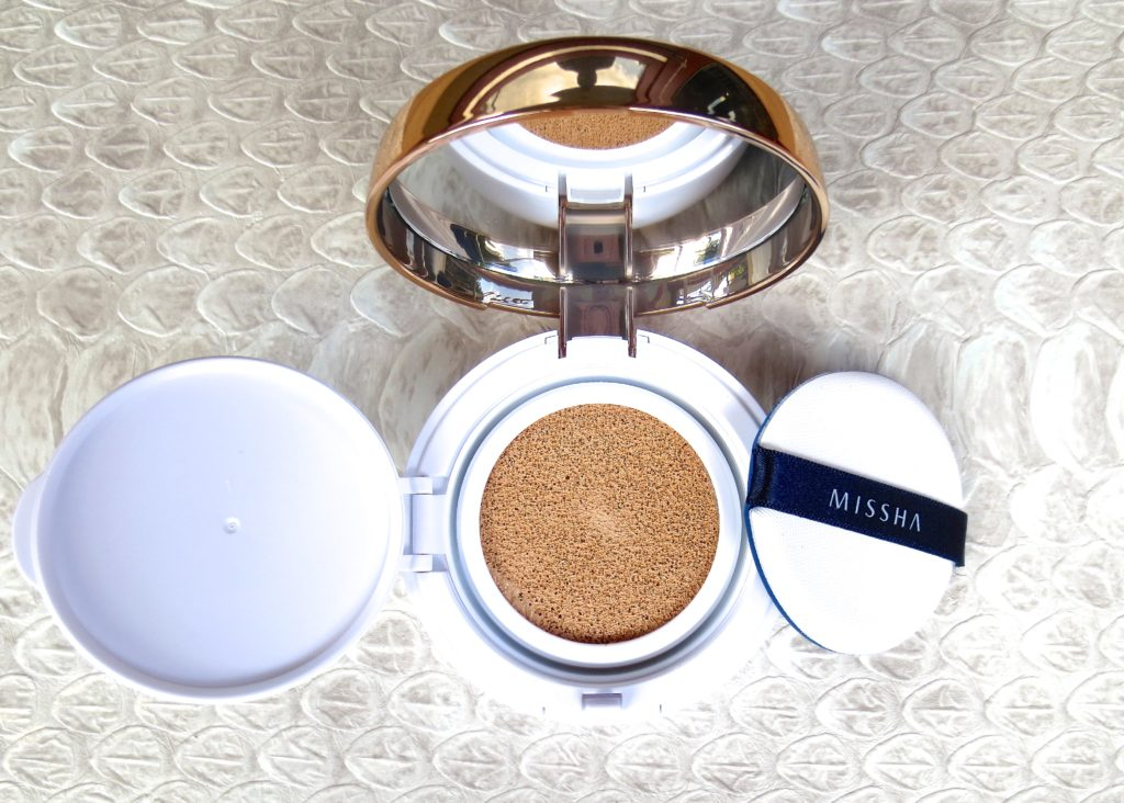 Missha Magic Cushion Moisture 3