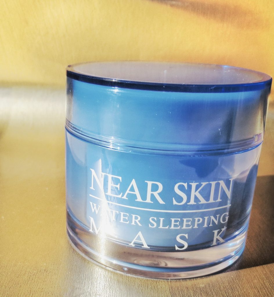 Missha Near Skin Water Sleeping Mask 2