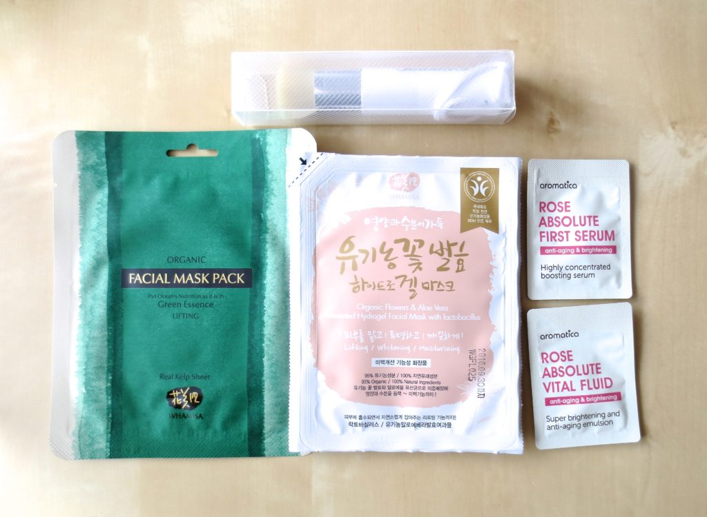 Honeysu Bestellung Goodies