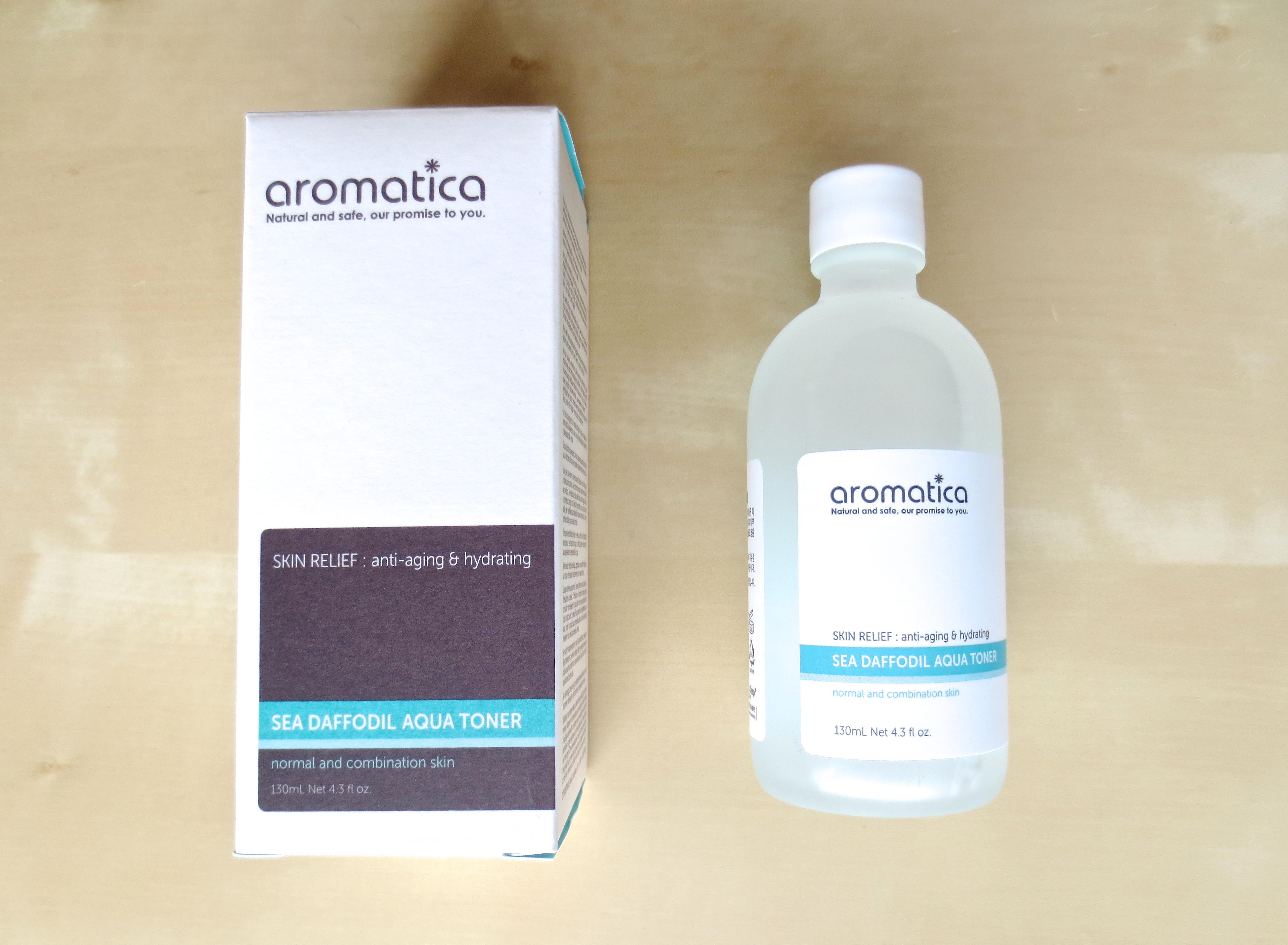 koreanische Naturkosmetik Aromatica