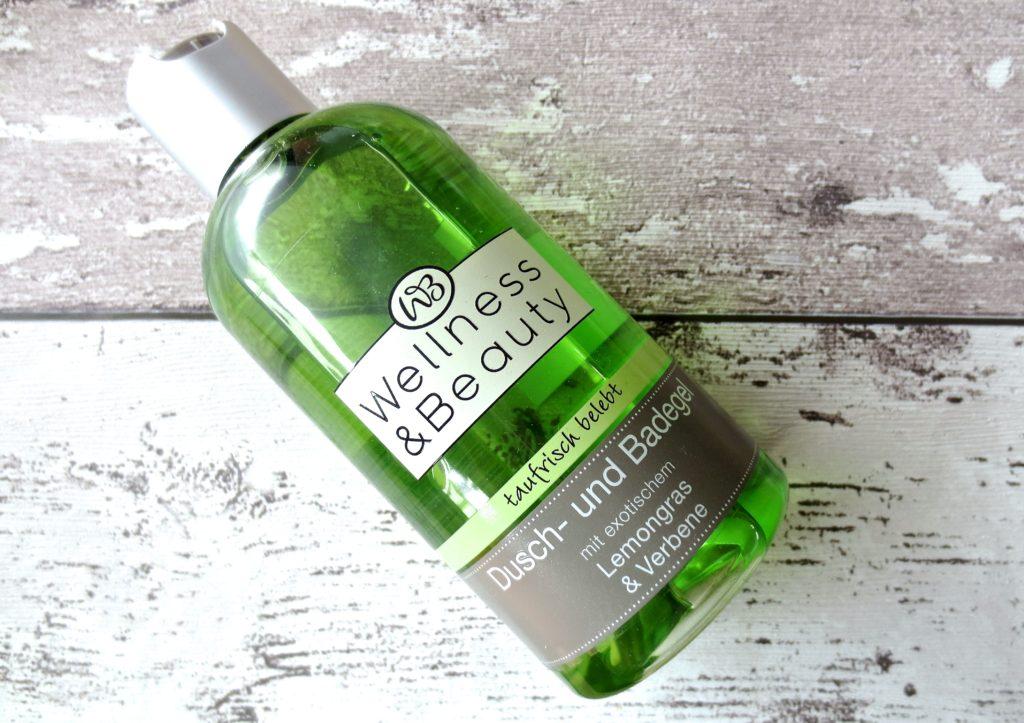 Wellness & Beauty taufrisch belebt Dusch- und Badegel