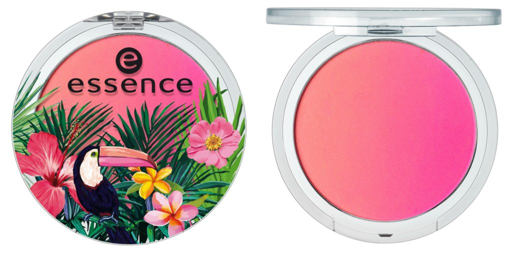 essence exit to explore blush Collage