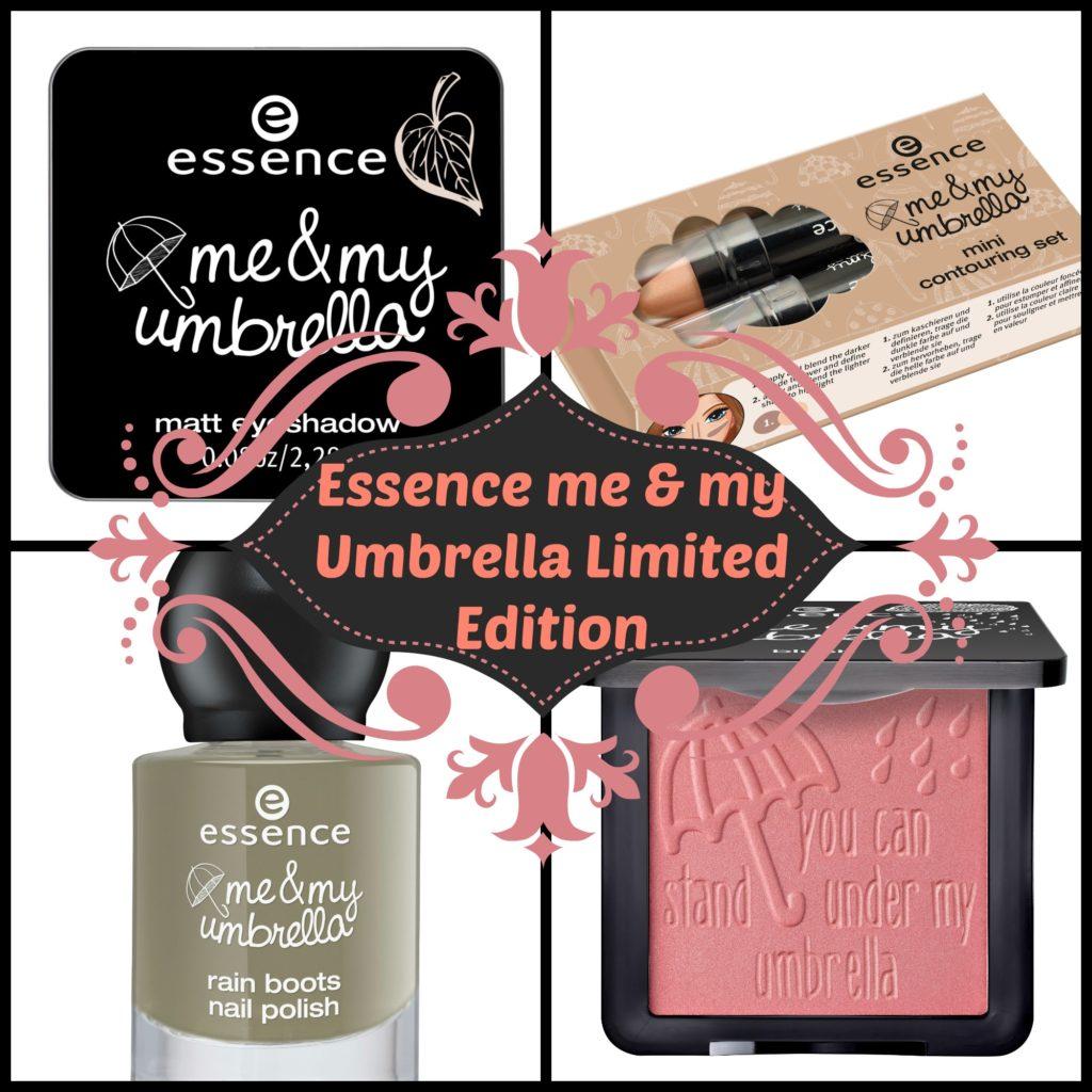 essence me & my umbrella Limited Edition Image