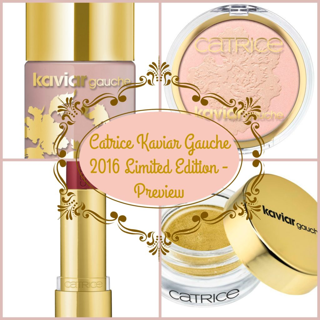 Catrice Kaviar Gauche 2016 Limited Edition – Beauty News
