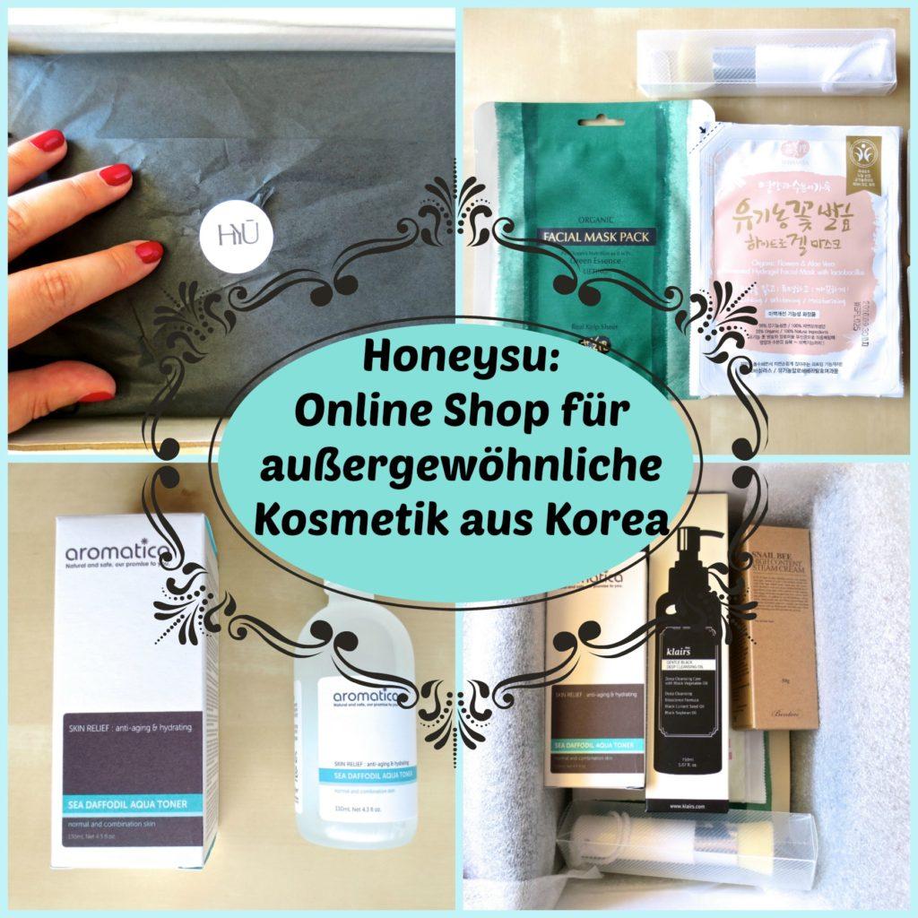 Honeysu: Online Shop für außergewöhnliche Kosmetik aus Korea
