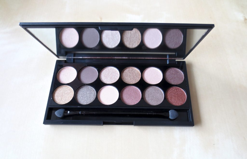 Sleek Makeup I-Divine All Night Long Palette