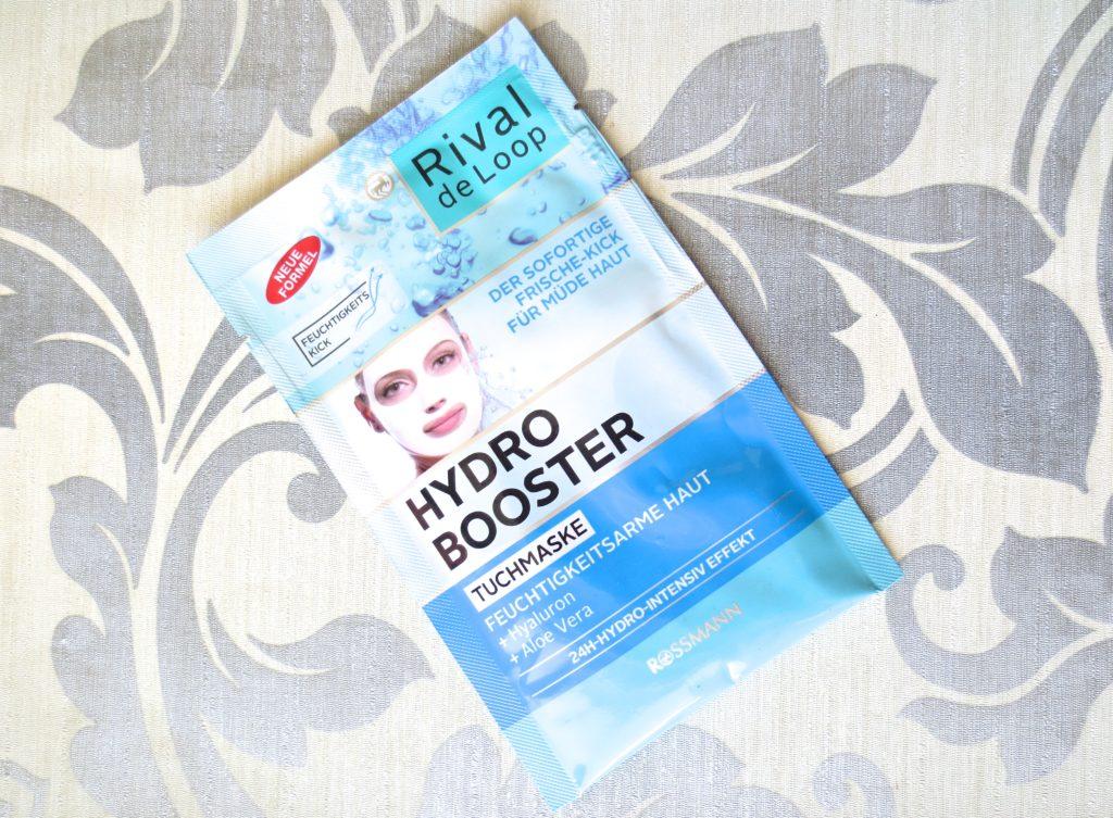 Drogerie Pflege Lieblinge Rival de Loop - Hydro Booster Tuchmaske