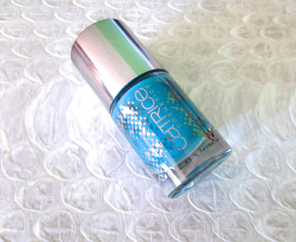 catrice Retrospective nail lacquer C02 P(R)etrol
