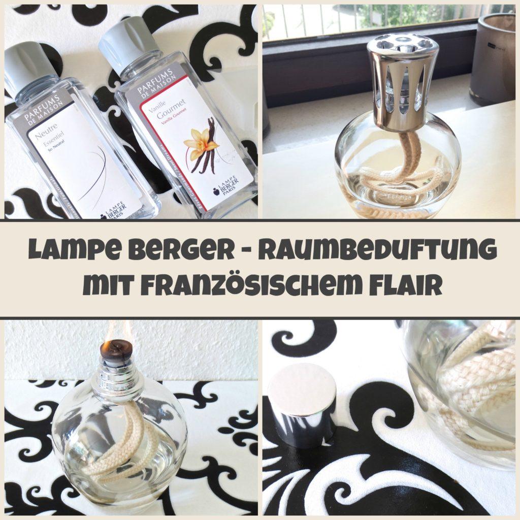 Lampe Berger – Raumbeduftung mit französischem Flair