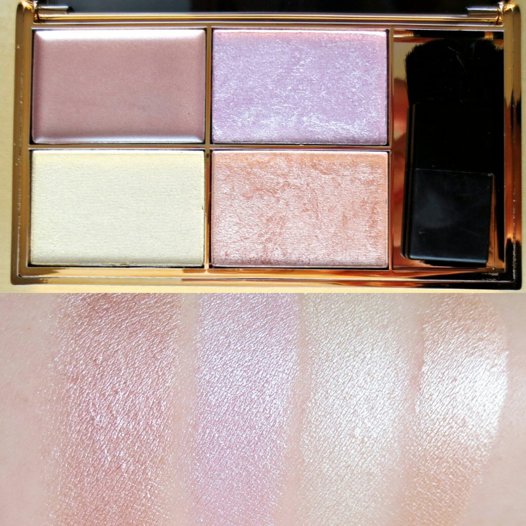 Beauty Favoriten August 2016 Sleek Solstice Highlighting Palette