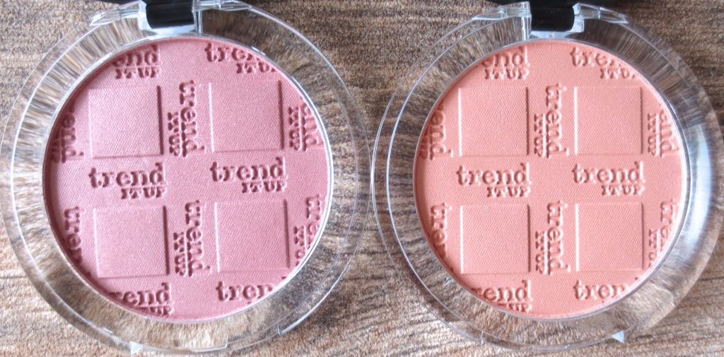 trend it up powder blush 050 und 020