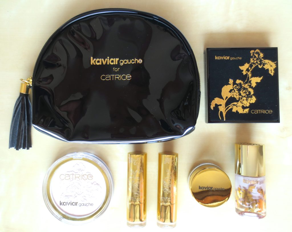 Catrice Kaviar Gauche 2016 Limited Edition Review