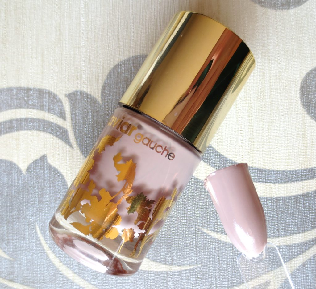 Catrice Kaviar Gauche Nail Lacquer C02 Nuit Fleurie