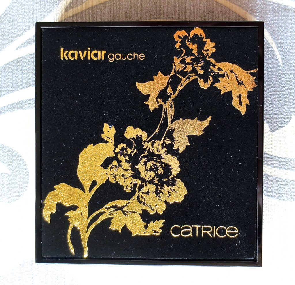 Catrice Kaviar Gauche Limited Edition 2016 eyeshadow palette