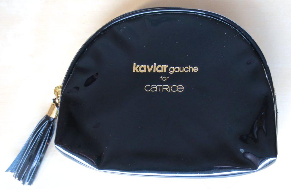Catrice Kaviar Gauche Limited Edition 2016 Kosmetiktasche