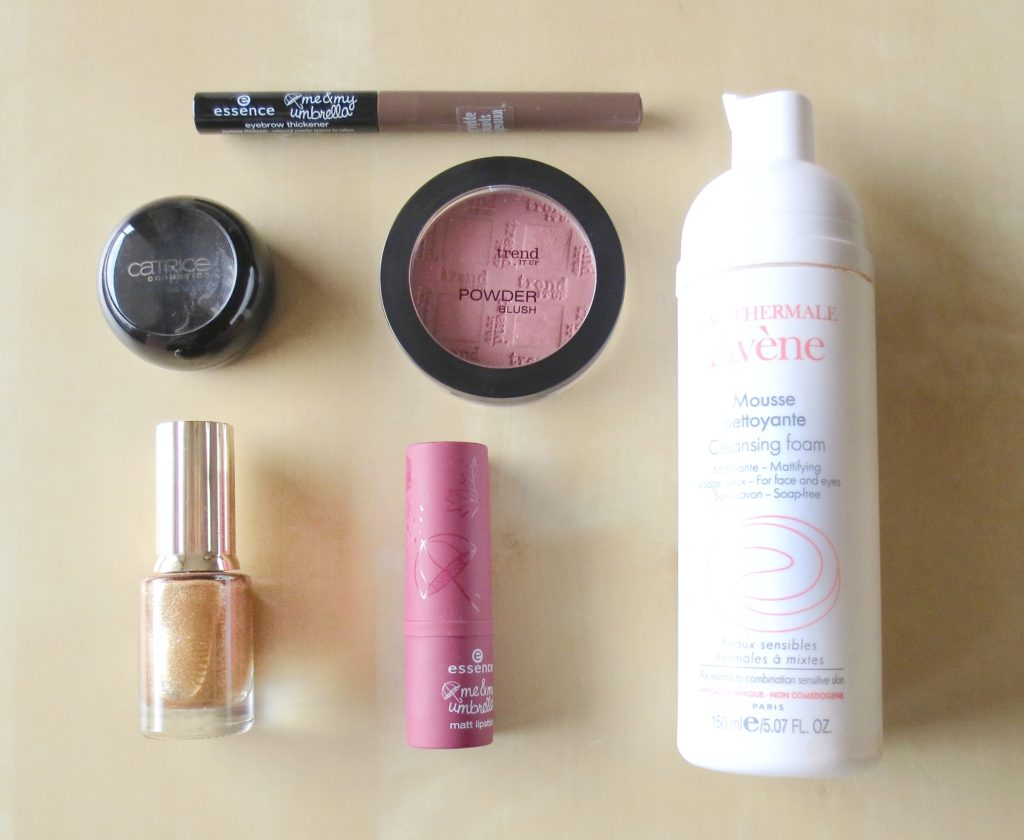 Beauty Favoriten September 2016