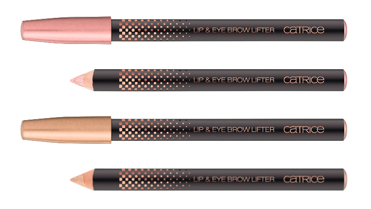 catrice pret a lumiere lip eye brow lifter