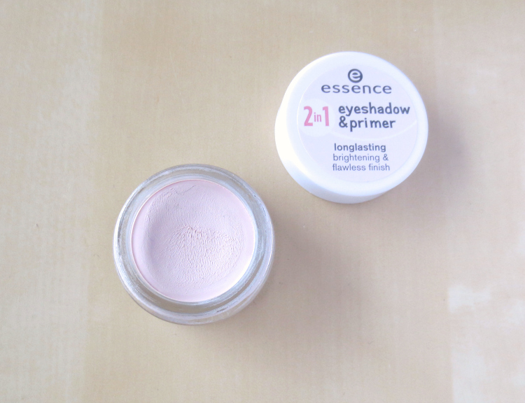essence 2in1 eyeshadow primer offen