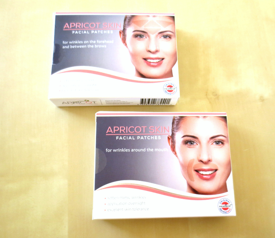 Apricot Skin Facial Patches