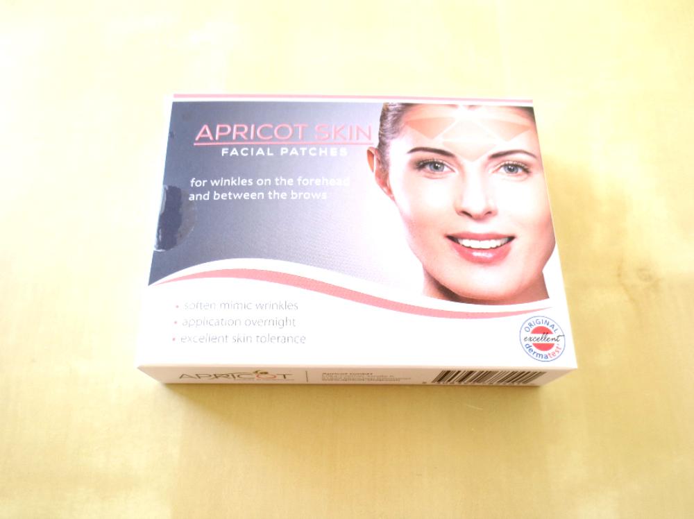 Apricot Skin Facial Patches Faltenpflaster für das Gesicht