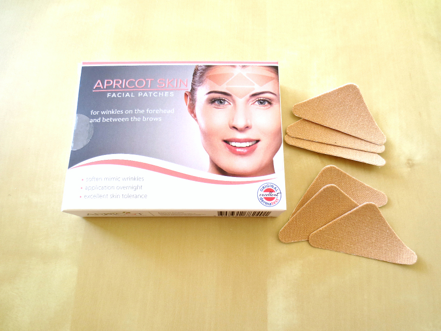 Apricot Skin Facial Patches Gesichtspflaster