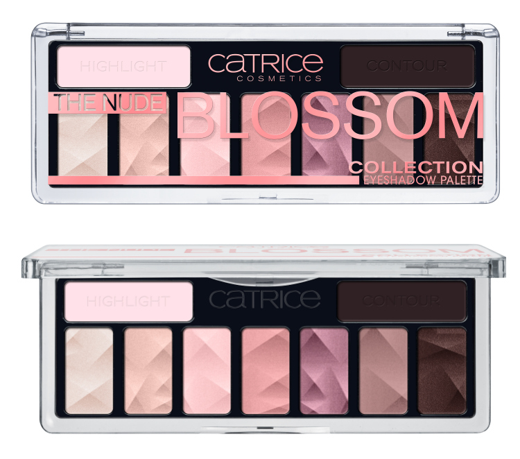catrice it pieces 2017 the nude blossom collection eyeshadow palette