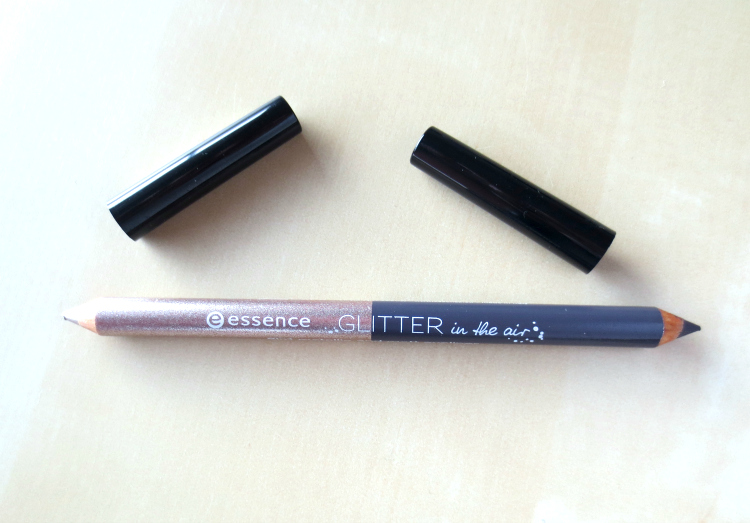 essence glitter in the air 2in1 eyeliner