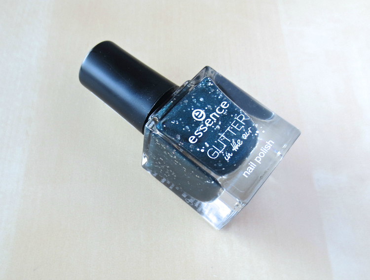essence glitter in the air nail polish born to sparkle