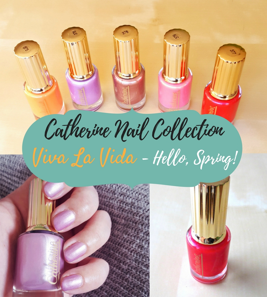 Catherine Viva La Vida Trend Collection Header