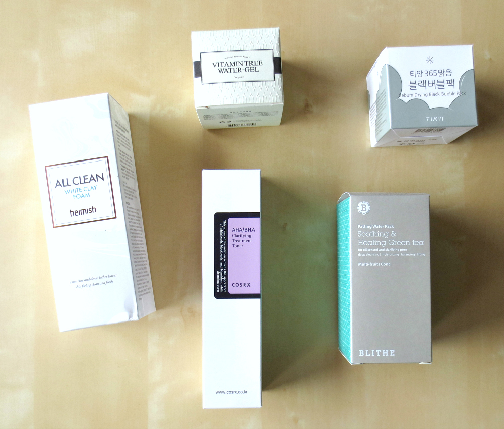 korean skincare 101 koreanische Kosmetik online shops