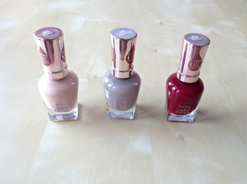 Sally Hansen Color Therapy Review