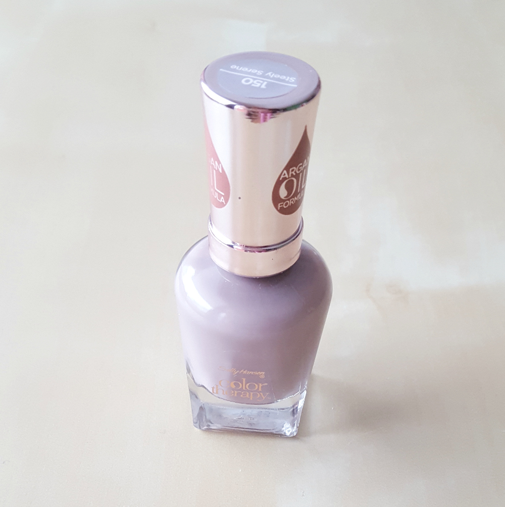 Sally Hansen Color Therapy Nagellack Steely Serene