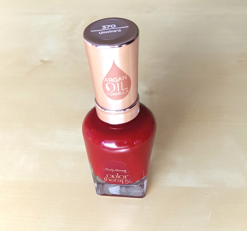 Sally Hansen Color Therapy Unwine'd
