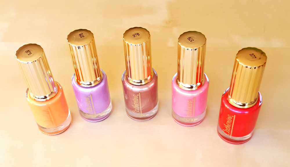 Catherine Nail Collection Viva La Vida Trend Collection