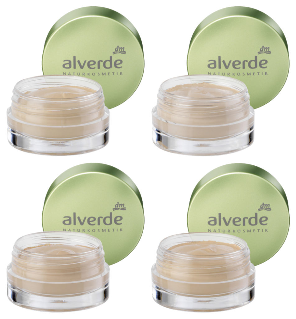 alverde gel makeup