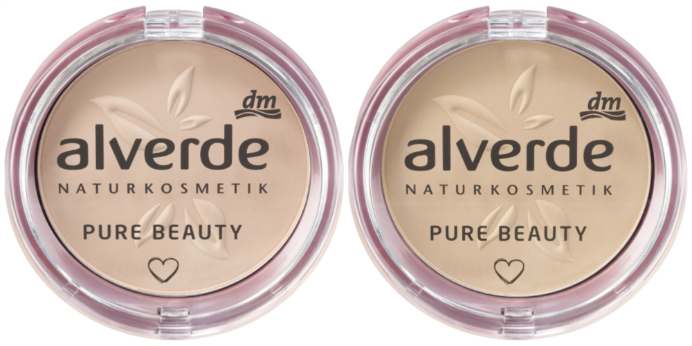 alverde pure beauty powder