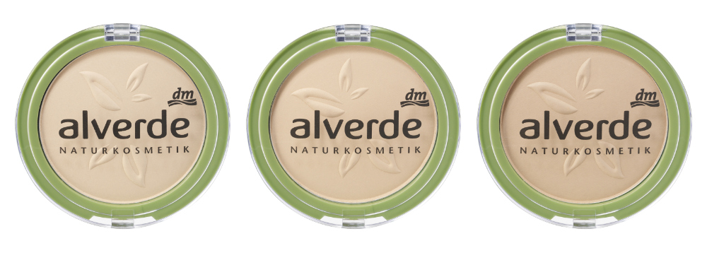 alverde powder foundation
