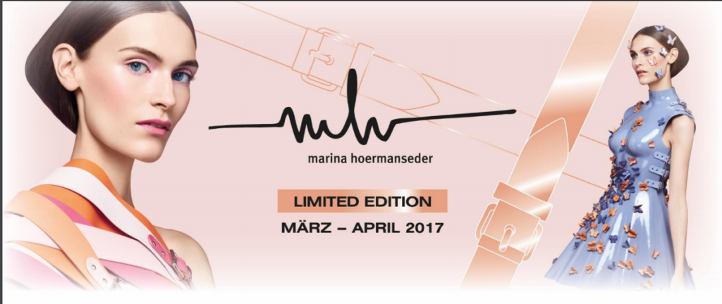 Catrice X Marina Hoermanseder Limited Edition Header
