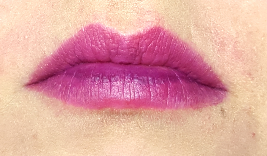Catrice Aqua Ink-In-Gloss Lip Stain 040 Let's Mauve to the Beach Stain Tragebild