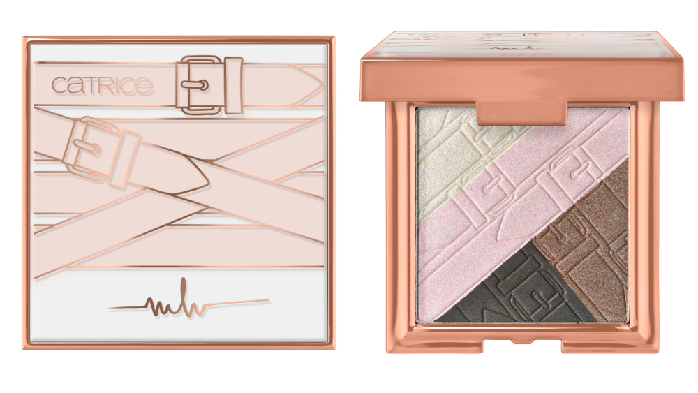 Catrice X Marina Hoermanseder Limited Edition Eyeshadow Palette