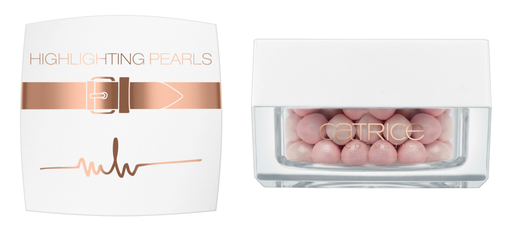 Catrice X Marina Hoermanseder Limited Edition Highlighting Pearls