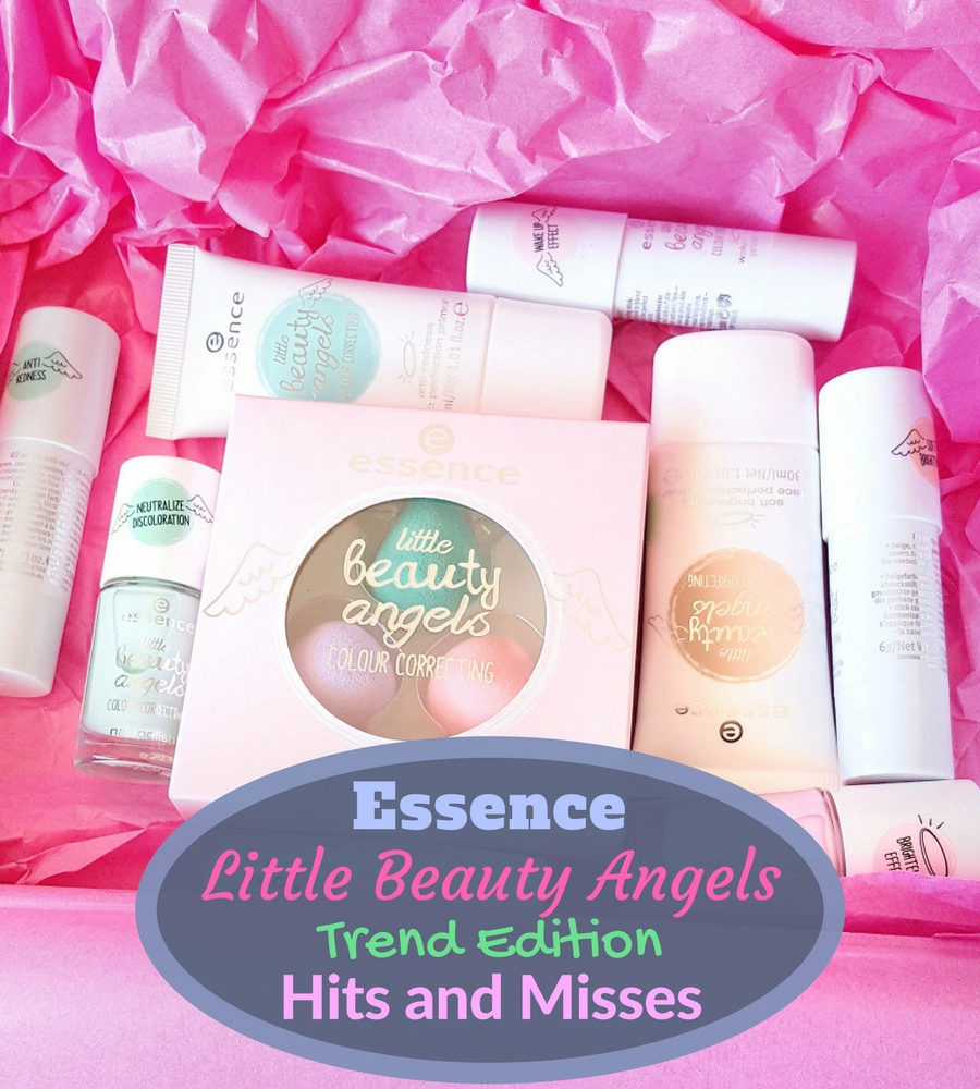 Essence Little Beauty Angels Colour Correcting – Hits and Misses!