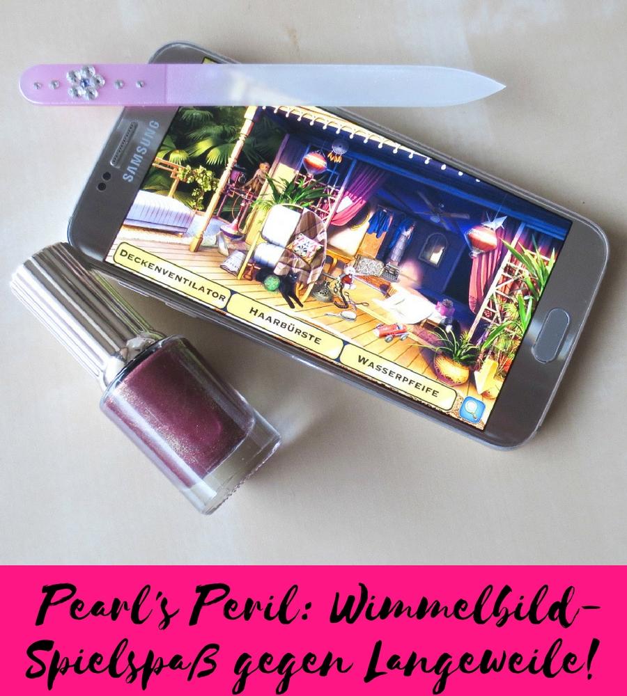 [Anzeige] Pearl's Peril: Wimmebildspiel-Spaß gegen Langeweile!